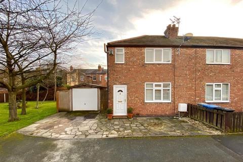 2 bedroom end of terrace house for sale - Peel Road, Hale, Altrincham