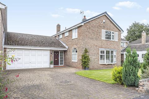 4 bedroom link detached house for sale - Dower Chase, Escrick, York, YO19 6JF