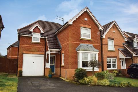 3 bedroom detached house for sale - Easterbrae, Motherwell, North Lanarkshire, ML1 2ET