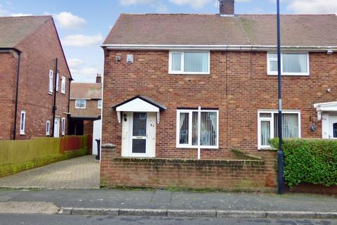 2 bedroom semi-detached house for sale - Netherton Avenue, North Shields, Tyne and Wear, NE29 8JG