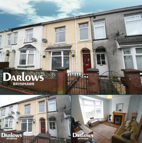 3 bedroom terraced house for sale - Charles Street, Tredegar, Blaenau Gwent