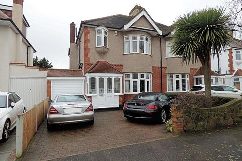 3 bedroom semi-detached house for sale - Rushmere Avenue, Upminster RM14