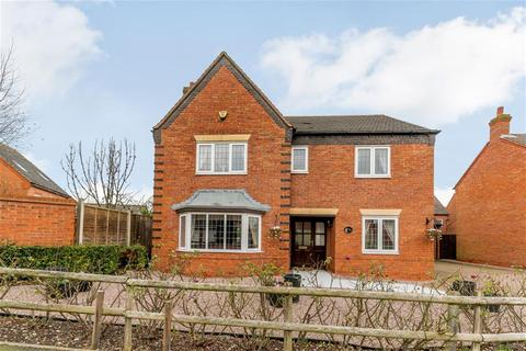 4 bedroom detached house for sale - Worthington Road, Fradley