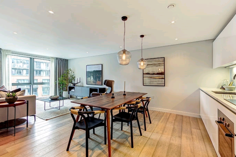 3 bedroom apartment to rent - Merchant Square, London, W2