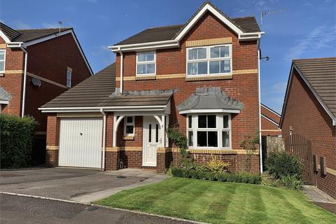 4 bedroom detached house for sale - Clos Rhiannon, Thornhill, Cardiff