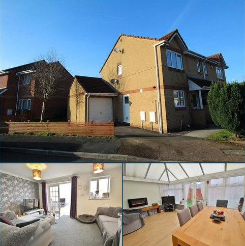 3 bedroom semi-detached house for sale - Pearce Close, St Mellons, CARDIFF