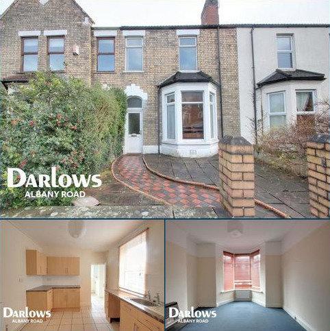 3 bedroom terraced house for sale - Richards Terrace, Roath, Cardiff