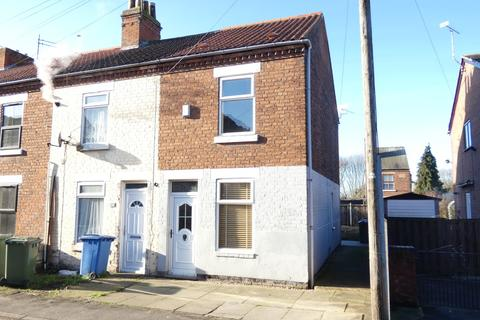 2 bedroom end of terrace house for sale - Nelson Street, Retford
