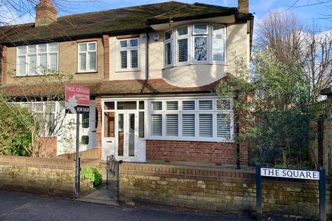 3 bedroom end of terrace house for sale - The Square, Carshalton