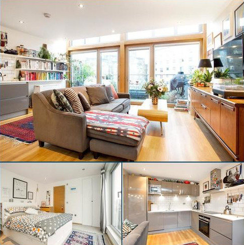 2 bedroom penthouse for sale - Tudor Road, London, E9