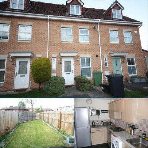 3 bedroom terraced house for sale - Tedder Road, Acomb, York