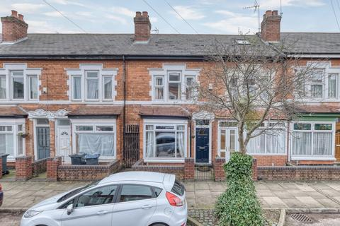 2 bedroom terraced house for sale - Cecil Road, Selly Park, Birmingham, B29 7QG