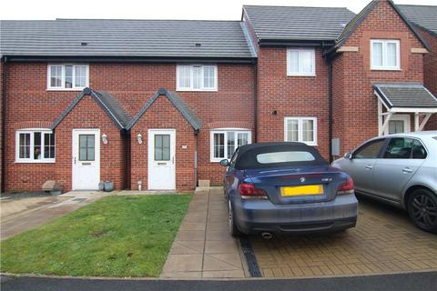 2 bedroom terraced house for sale - Foundry Close, Coxhoe, Durham, DH6