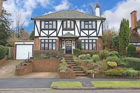 4 bedroom detached house for sale - Stagbury Avenue, Chipstead