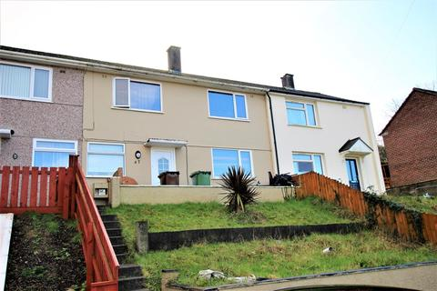 3 bedroom terraced house for sale - Tintagel Crescent, Plymouth