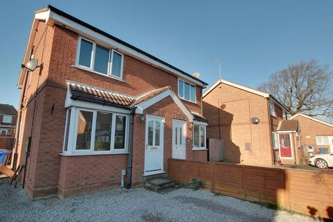2 bedroom semi-detached house to rent - Bramble Garth, Beverley