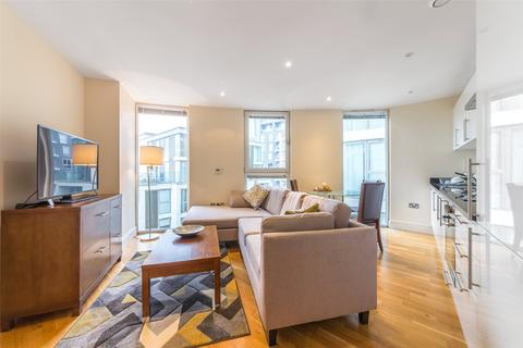 1 bedroom apartment for sale - Trinity Tower, 28 Quadrant Walk, Canary Wharf, London, E14