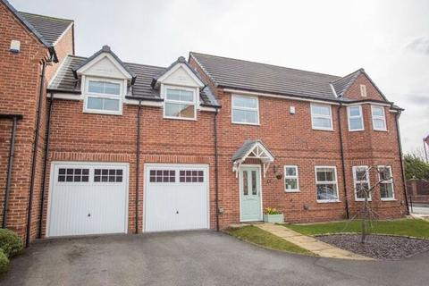 6 bedroom semi-detached house to rent - Roundhaven, Durham