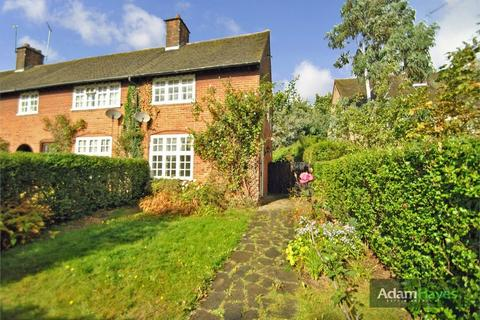 2 bedroom end of terrace house for sale - Falloden Way, Hampstead Garden Suburb, NW11