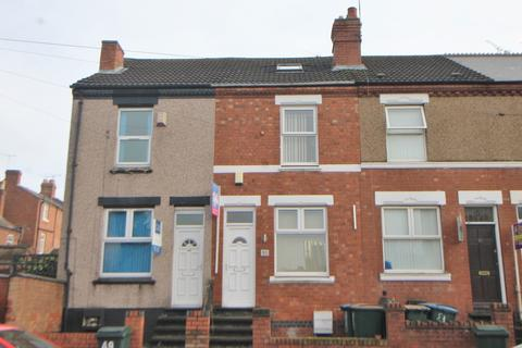 4 bedroom terraced house to rent - Charterhouse Road, Coventry CV1 2BH