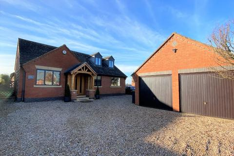 4 bedroom detached house for sale - The Swallows, Top End, Great Dalby