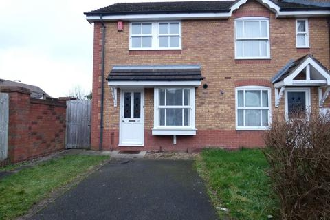 2 bedroom end of terrace house for sale - Chater Drive, Sutton Coldfield