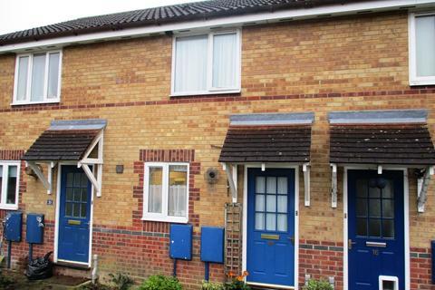 2 bedroom terraced house to rent - Newbery Drive, Brackley, NN13 6NN