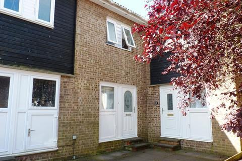 2 bedroom terraced house for sale - Poplar Close, Sandy