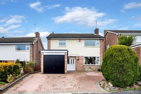 4 bedroom detached house for sale - Kirkstone Court, Congleton