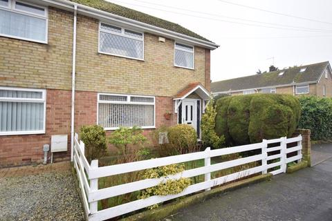 3 bedroom terraced house for sale - St. Martins Road, Thorngumbald