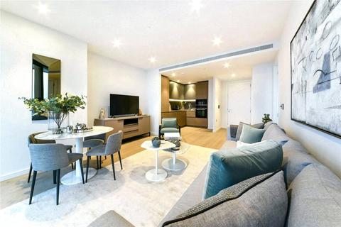 1 bedroom flat to rent - 10 George Street, Canary Wharf, London, E14