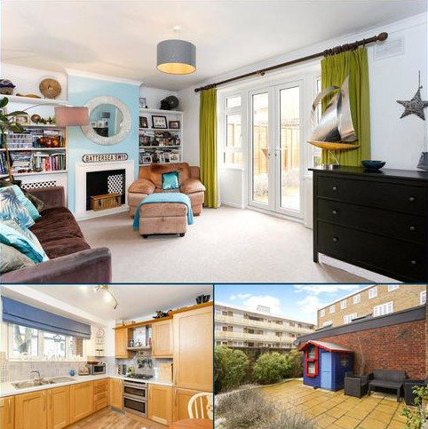 3 bedroom flat for sale - Coles Court, Battersea, SW11