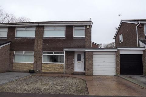 3 bedroom semi-detached house for sale - Sheringham Drive, Cramlington