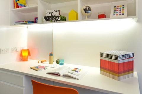 Studio to rent - East Parkside