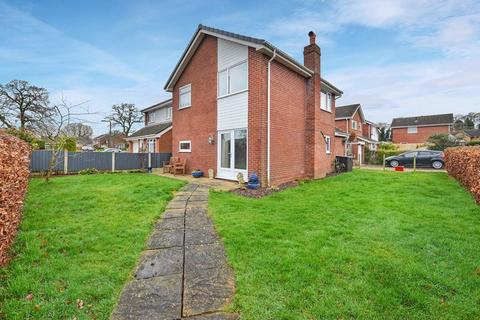 3 bedroom detached house for sale - Ford Drive, Yarnfield, Stone
