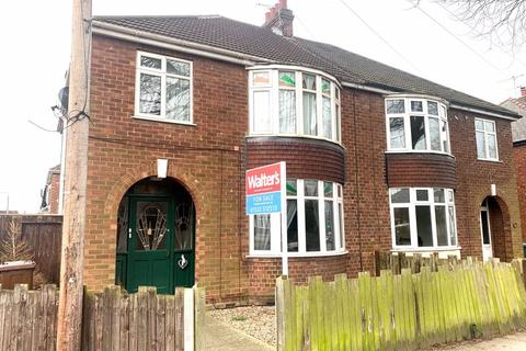 3 bedroom semi-detached house for sale - Carholme Road, Lincoln