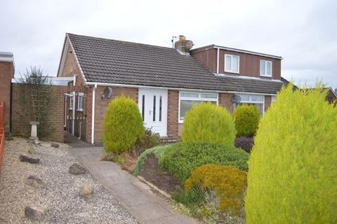 2 bedroom semi-detached bungalow for sale - Greenwood, Berwick-Upon-Tweed
