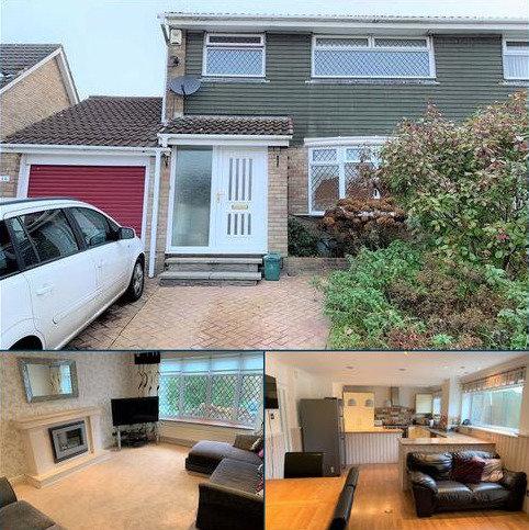 3 bedroom semi-detached house for sale - Clos Y Bont Faen, Parc Gwernfadog, Swansea