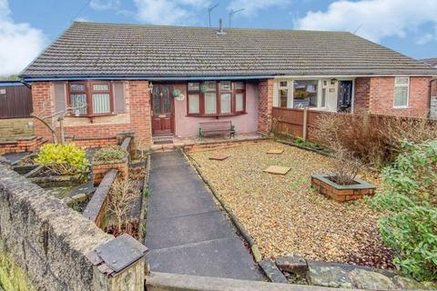 3 bedroom semi-detached bungalow for sale - Moss Park Avenue, Stoke-On-Trent