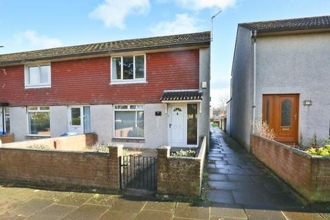 2 bedroom end of terrace house for sale - Barnton Place, Glenrothes