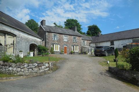 Farm for sale - Llandyfan, Ammanford, SA18