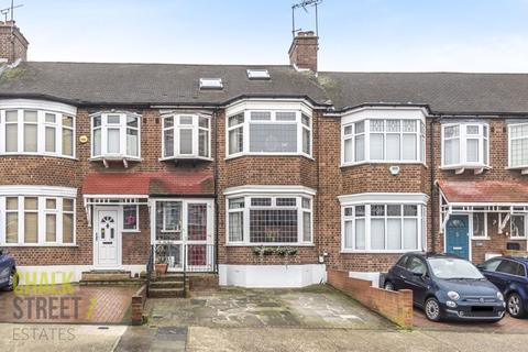 4 bedroom terraced house for sale - Stanley Avenue, Gidea Park, RM2