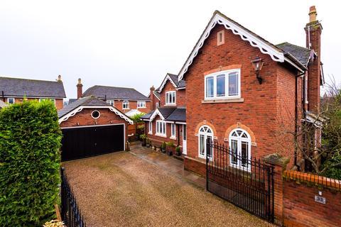 5 bedroom detached house for sale - Ashberry Drive, Appleton Thorn, Warrington, WA4