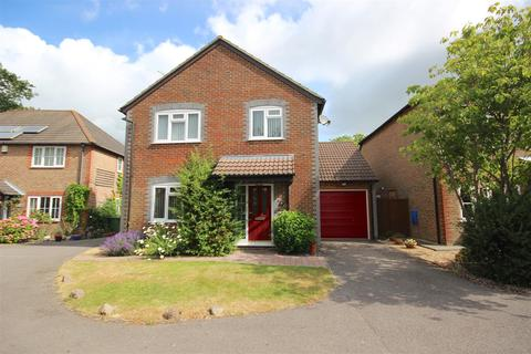 4 bedroom detached house for sale - Ludcombe, Denmead