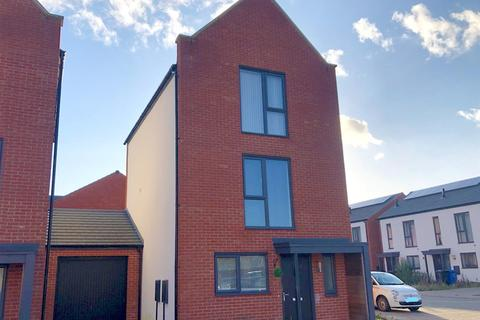 3 bedroom link detached house for sale - Somerset Close, Derby