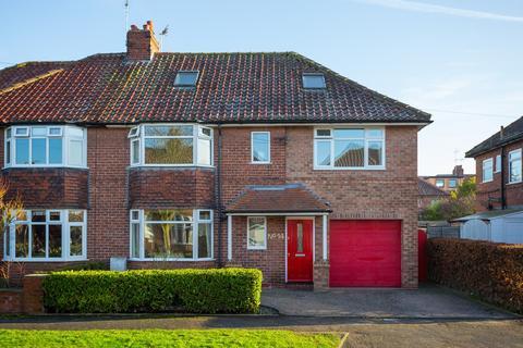 4 bedroom semi-detached house for sale - Maclagan Road, Bishopthorpe, York, YO23