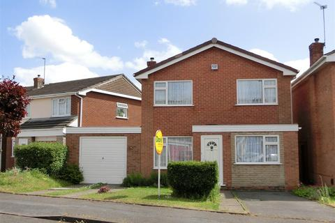 3 bedroom detached house for sale - Nairn Close, Hall Green, Birmingham