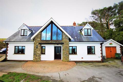 5 bedroom property with land for sale - Capel Seion, Aberystwyth