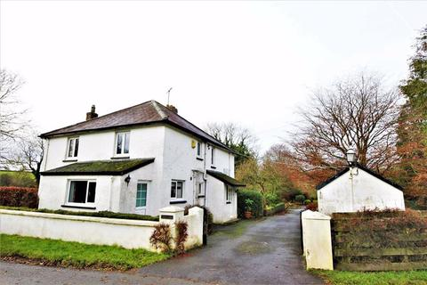 4 bedroom property with land for sale - Capel Dewi, Aberystwyth
