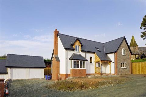 4 bedroom detached house for sale - Cae'r Ysgol, Church Lane, Llansantffraid-Ym-Mechain, SY22